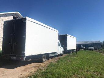 Переоборудование автофургонов в автоэвакуаторы
