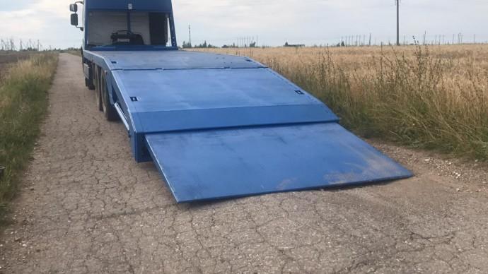 Платформы для автоэвакуатора грузовых автомобилей и спецтехники
